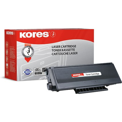 Kores Toner G1258RB ersetzt brother TN-3330, schwarz