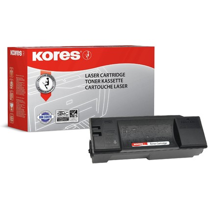 Kores Toner G1301RB ersetzt KYOCERA/mita TK-55, schwarz