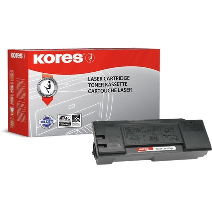 Kores Toner G1302RB ersetzt KYOCERA/mita TK-65, schwarz