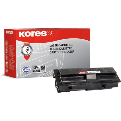 Kores Toner G1303HCRB ersetzt KYOCERA/mita TK-110, schwarz