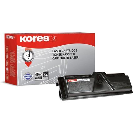 Kores Toner G1308RB ersetzt KYOCERA/mita TK-130, schwarz