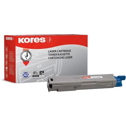 Kores Toner G1321RBS ersetzt OKI 43459332, schwarz