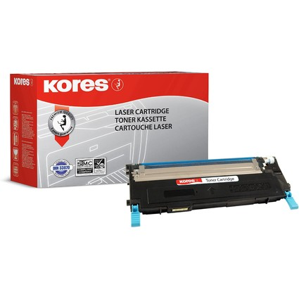 Kores Toner G1363RBB ersetzt SAMSUNG CLT-C4092S, cyan