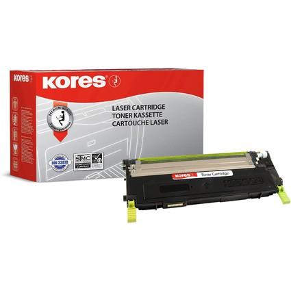 Kores Toner G1363RBG ersetzt SAMSUNG CLT-Y4092S, gelb