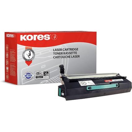 Kores Toner G1378RBS ersetzt LEXMARK 12N0771, schwarz