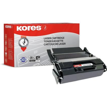 Kores Toner G1382HCRB ersetzt LEXMARK 0T650H11E, schwarz