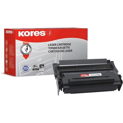 Kores Toner G1383RB ersetzt LEXMARK 12A3715, schwarz