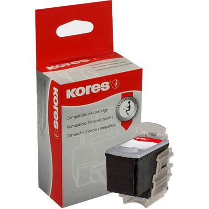 Kores wiederbefüllte Tinte G1500BK ersetzt Canon PG-40