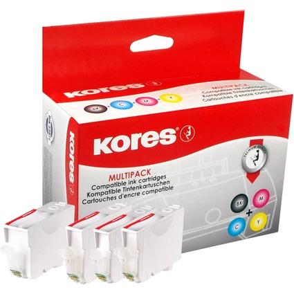 Kores Multi-Pack Tinte G1504KIT ersetzt Canon PGI-5BK/