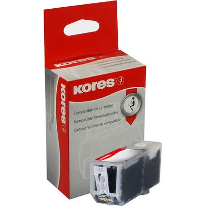 Kores Tinte G1508BK ersetzt Canon PGI-520BK, schwarz