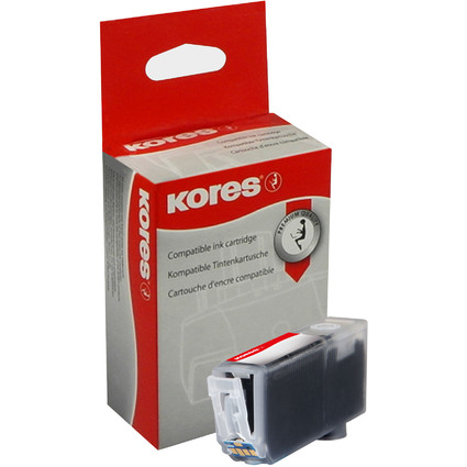 Kores Tinte G1514BK ersetzt Canon CLI-526BK, schwarz
