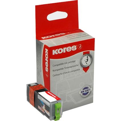 Kores Tinte G1518BK ersetzt Canon PGI-550XL, schwarz
