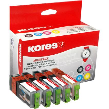 Kores Multi-Pack Tinte G1518KIT ersetzt Canon PGI-550XL/
