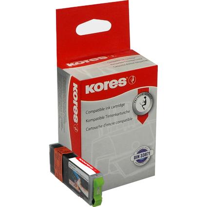 Kores Tinte G1519BK ersetzt Canon CLI-551BKXL, schwarz