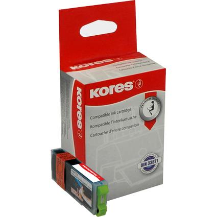 Kores Tinte G1519C ersetzt Canon CLI-551CXL, cyan