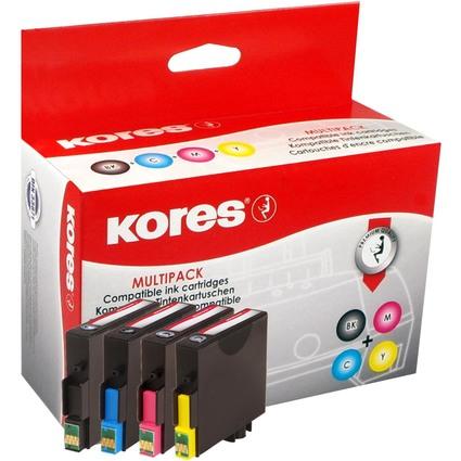 Kores Multi-Pack Tinte G1603KIT ersetzt EPSON T0611-T0614
