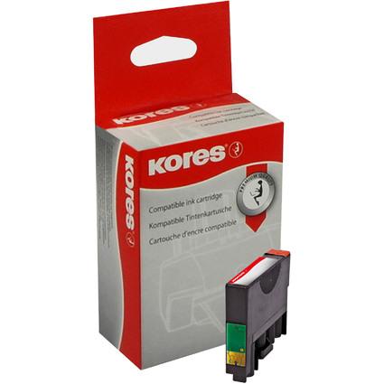 Kores Tinte G1622BK ersetzt Epson T1811, schwarz