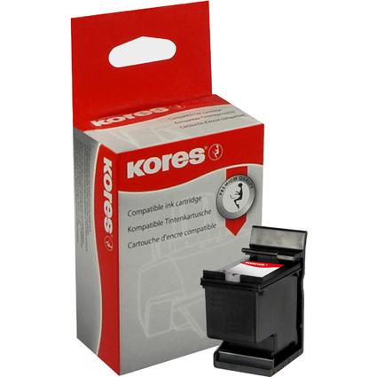 Kores wiederbefüllte Tinte G1705BK ersetzt hp C9364EE,No.337