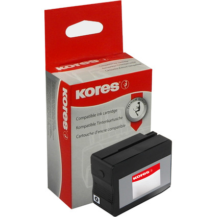 Kores wiederbefüllte Tinte G1725BK ersetzt hp 932XL/CN053AE