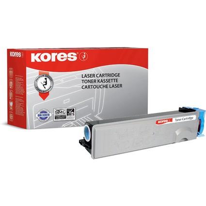 Kores Toner G2880RBB ersetzt KYOCERA/mita TK-510C, cyan