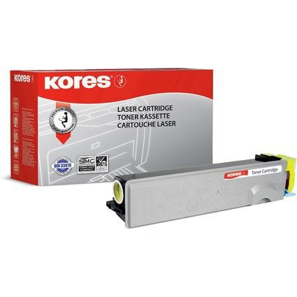 Kores Toner G2880RBG ersetzt KYOCERA/mita TK-510Y, gelb