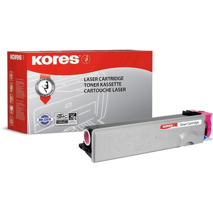 Kores Toner G2880RBR ersetzt KYOCERA/mita TK-510M, magenta