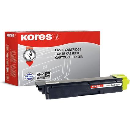 Kores Toner G2892RBG ersetzt KYOCERA/mita TK-580Y, gelb