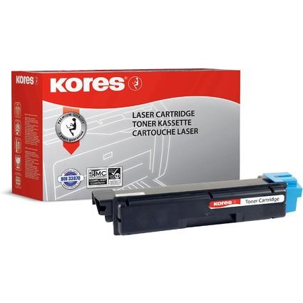Kores Toner G2893RBB ersetzt KYOCERA/mita TK-590C, cyan