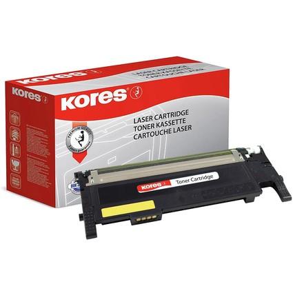 Kores Toner G3502RBG ersetzt SAMSUNG CLT-Y4072S, gelb