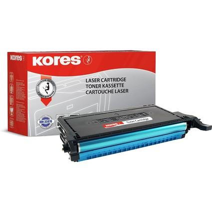 Kores Toner G3507RBB ersetzt SAMSUNG CLT-C5082L, cyan