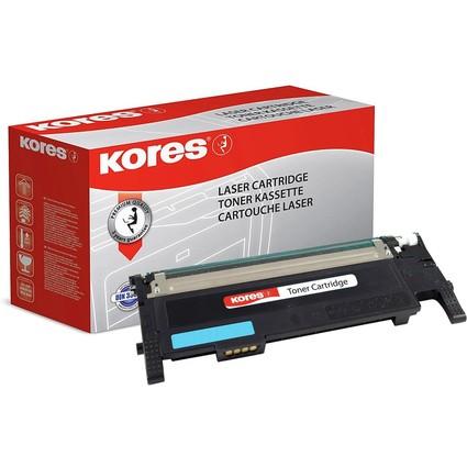 Kores Toner G3510RBB ersetzt SAMSUNG CLT-C406S, cyan