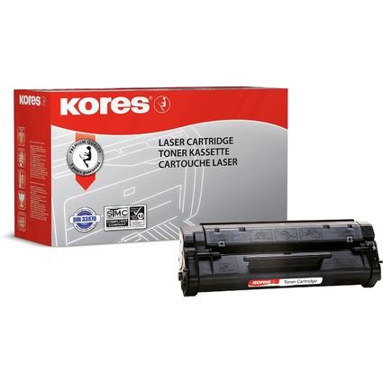 Kores Toner G867RB ersetzt hp C3906A, schwarz