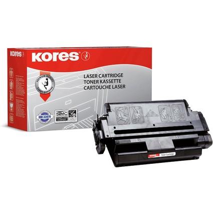 Kores Toner G868RB ersetzt hp C3909A/Canon EP-W, schwarz