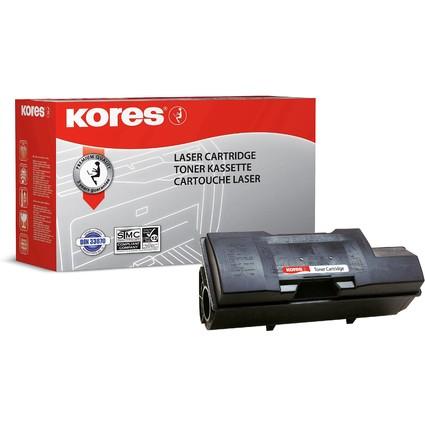 Kores Toner G893HCRB ersetzt KYOCERA/mita TK-20H, schwarz