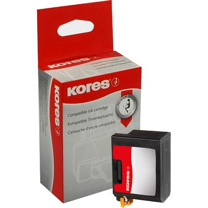 Kores wiederbefüllte Tinte G953BK ersetzt Canon BC01/BC02/