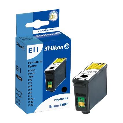 Pelikan Tinte 337276 ersetzt EPSON T0074/T0104, schwarz