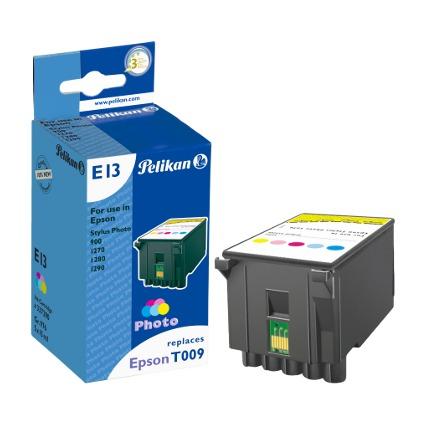 Pelikan Tinte 337290 ersetzt EPSON T0094, farbig