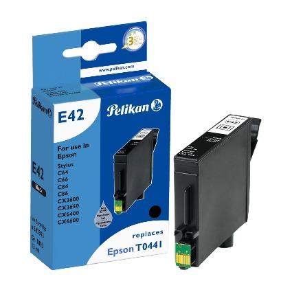 Pelikan Tinte 342393 ersetzt EPSON T0441, schwarz