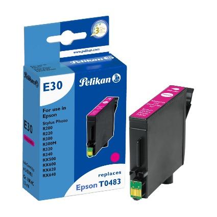 Pelikan Tinte 343901 ersetzt EPSON T0483, magenta