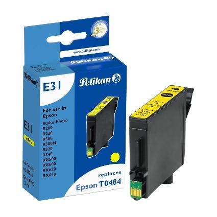 Pelikan Tinte 343918 ersetzt EPSON T0484, gelb