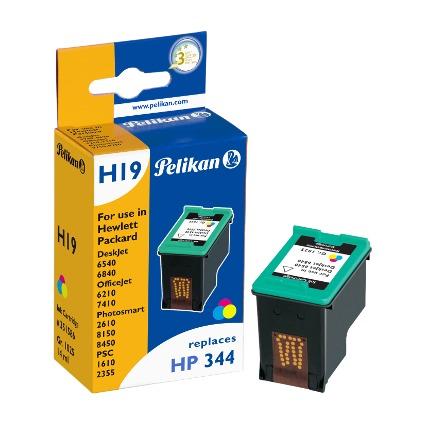 Pelikan wiederbefüllte Tinte 351586 ersetzt hp C9363EE/