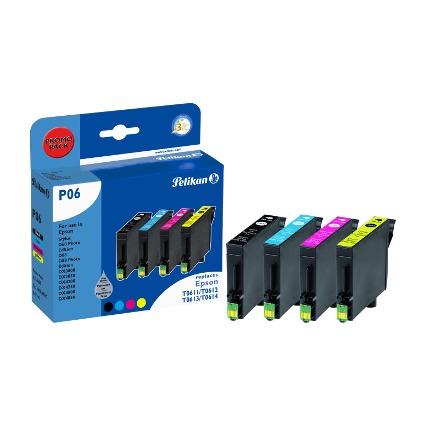 Pelikan Multi-Pack Tinte 354068 ersetzt EPSON T0615
