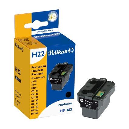 Pelikan wiederbefüllte Tinte 354815 ersetzt hp C8719EE/