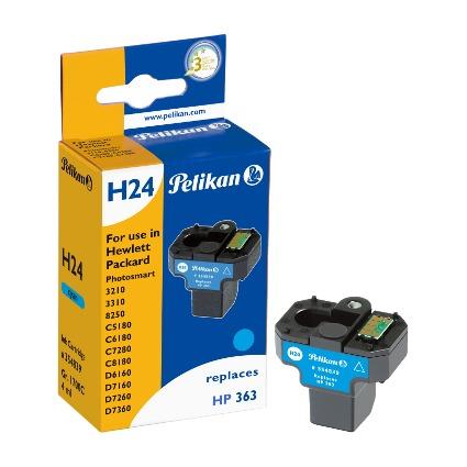 Pelikan wiederbefüllte Tinte 354839 ersetzt hp C8771EE/
