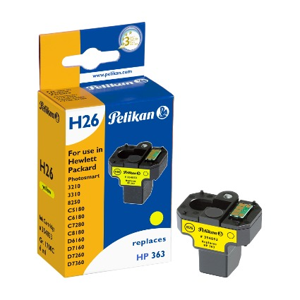 Pelikan wiederbefüllte Tinte 354863 ersetzt hp C8773EE/