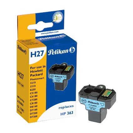 Pelikan wiederbefüllte Tinte 354860 ersetzt hp C8774EE/