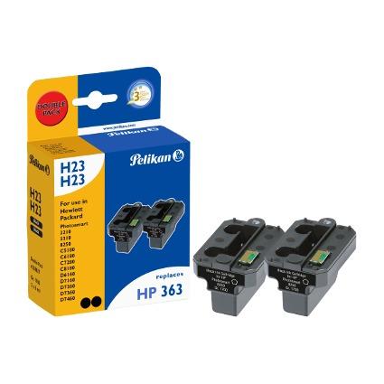 Pelikan Multi-Pack Tinte 358837 ersetzt hp C8721EE/Nr. 363