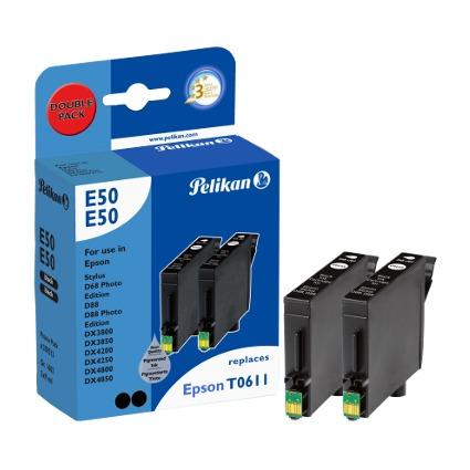 Pelikan Multi-Pack Tinte 359513 ersetzt EPSON T0611