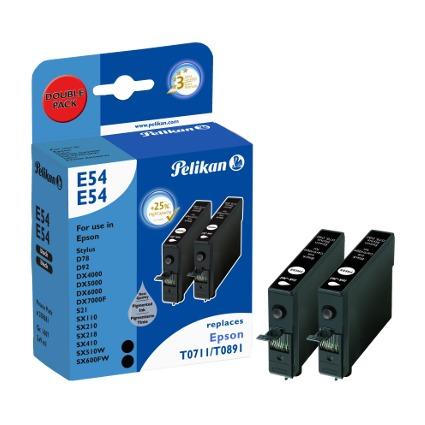 Pelikan Multi-Pack Tinte 359681 ersetzt EPSON T0711