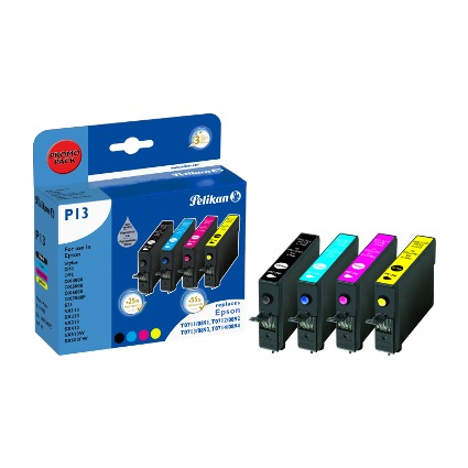 Pelikan Multi-Pack Tinte 359698 ersetzt EPSON T0715